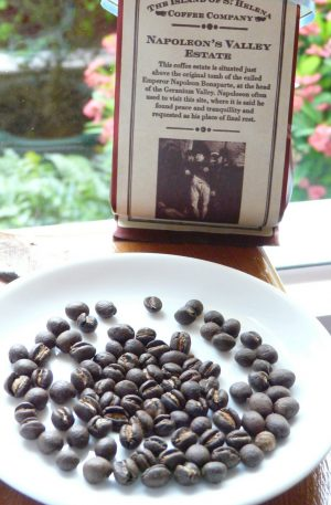 咖啡豆 (半磅)
